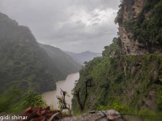 הכביש והנוף