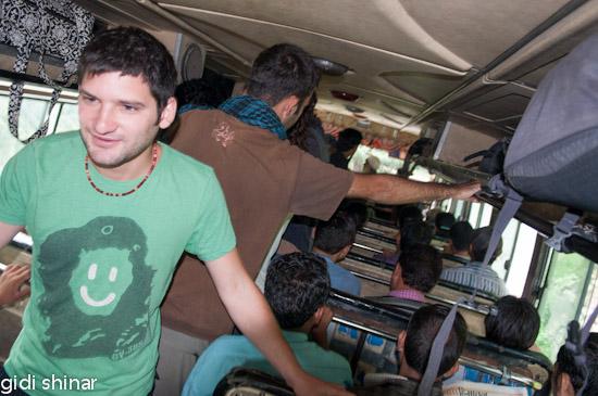 באוטובוס לקריגנגה