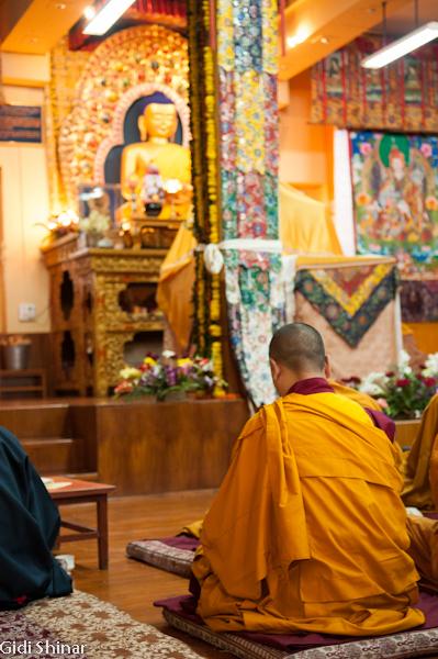 Tsuglagkhang Temple ביתו של הדלאי למה