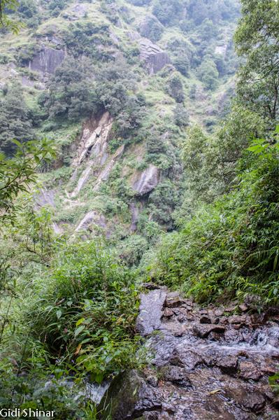 המפל הרחוק בבאגסו
