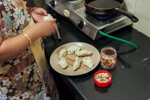 קורס בישול בבאגסו אצל ריטה
