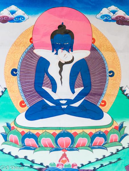 בודהה טנטרי