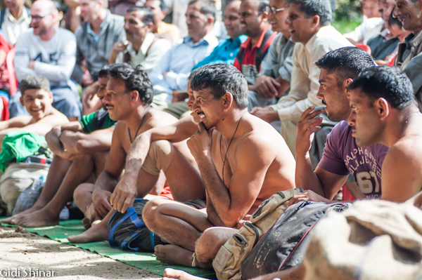 האבקות הודית במקלוד גאנג'