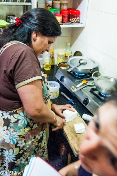קורס בישול אצל ריטה