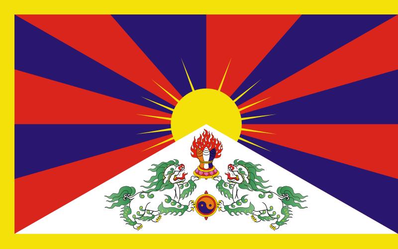 דגל טיבט